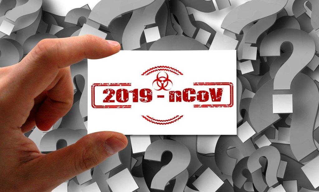 2019, Fragen, Virus, Panik