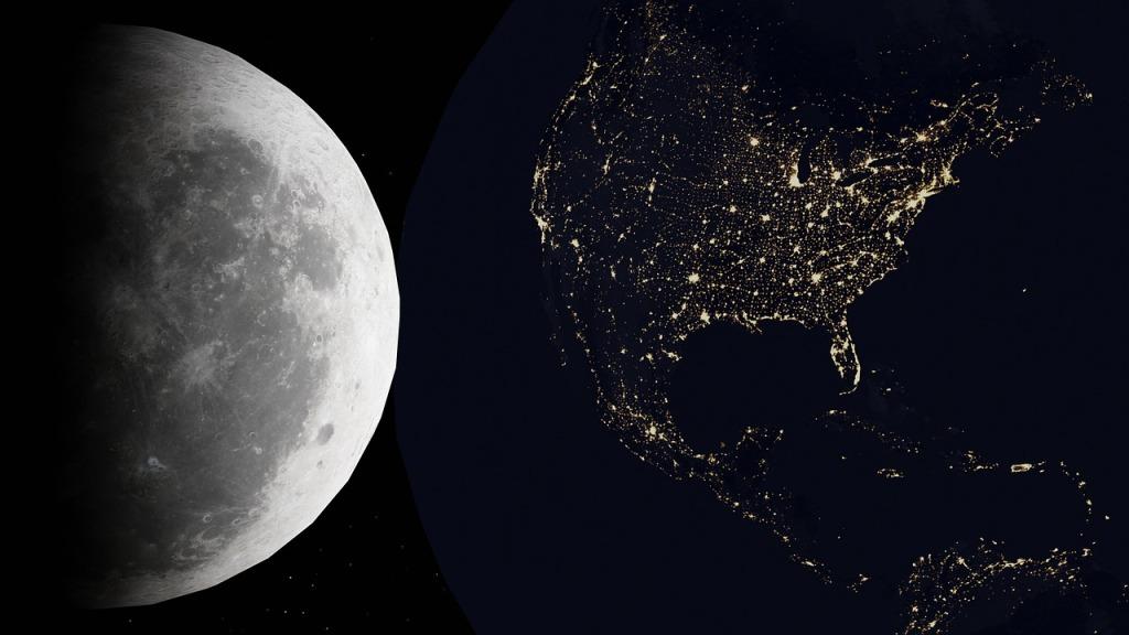 Die USA gestehen ihre Unfähigkeit die Mondlandung zu wiederholen. Wie kommt es zu solchen Widersprüchen? ➔ Vom Fonds Konzeptueller Technologien